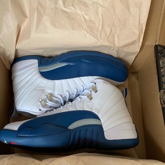 6ae06bf38bf1a8 Jordan 21 Retro French Blue (2016) sneakers 9.5